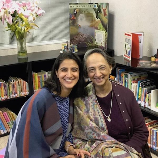 rewa seva community library